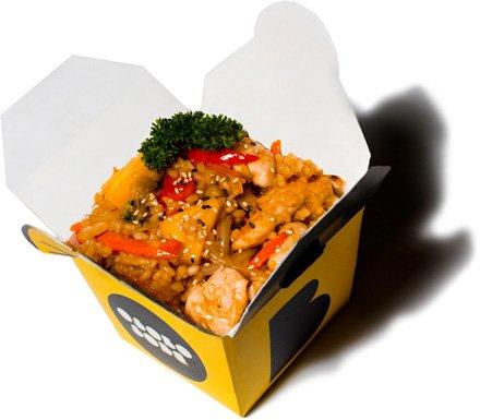 Выпуск 8 китайская еда в коробочках