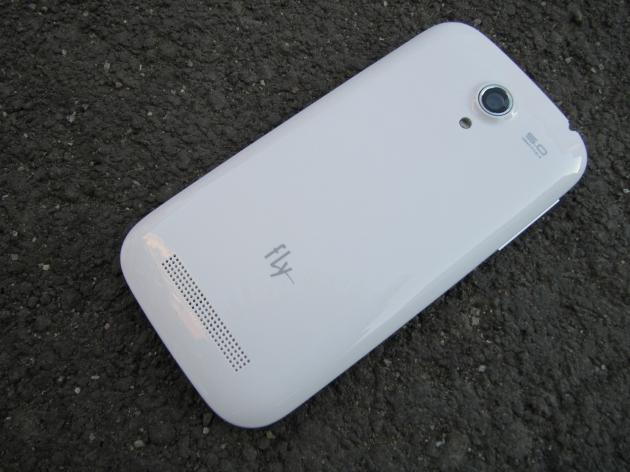 флай телефон фото белый