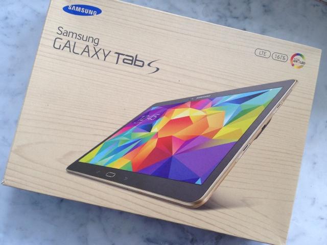 Samsung Galaxy Tab S 10.5v