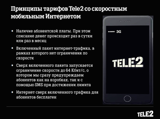 Тарифы Теле 2 Новосибирск -