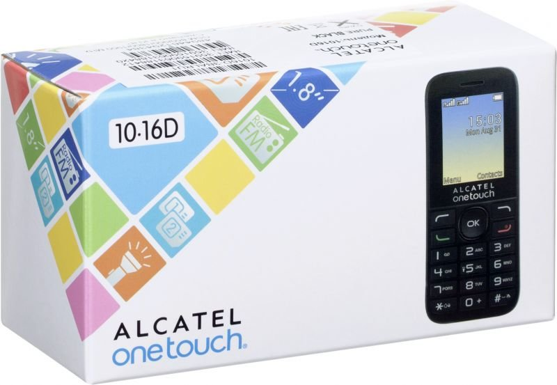 Alcatel One Touch 1016D.