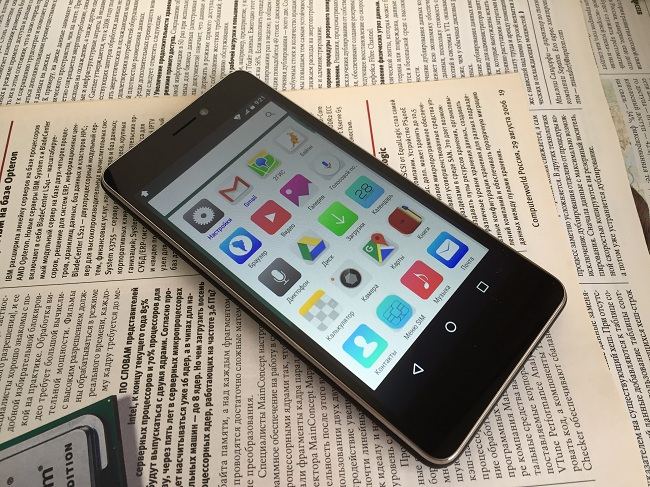 Micromax Canvas Juice A1.