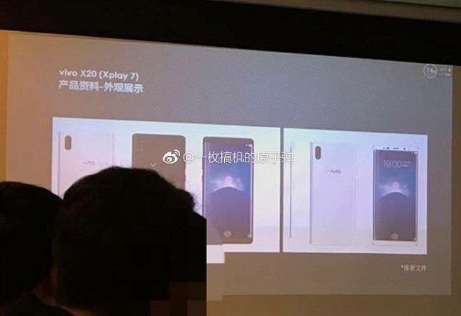 Новый Vivo Xplay 7 получит тройную основную камеру