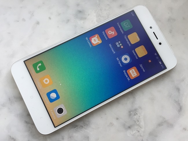 Xiaomi Redmi Note 5A.