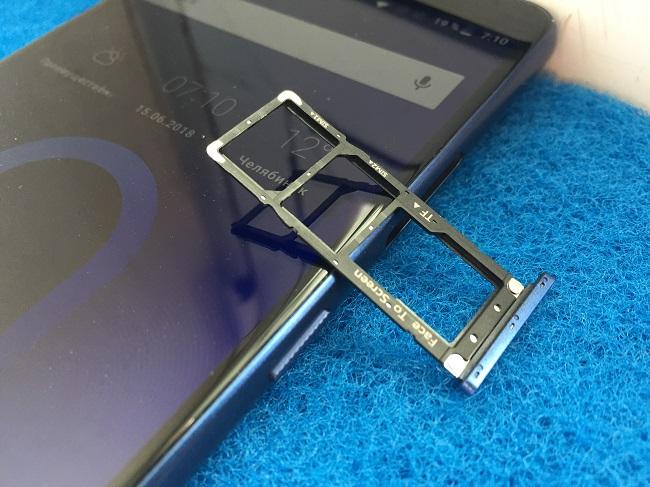 Тест-обзор бюджетного смартфона Alcatel 3V