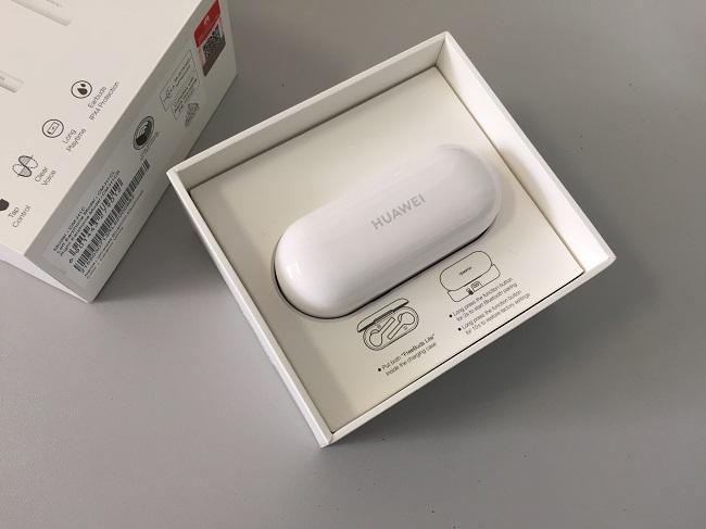 Наушники Huawei FreeBuds Lite