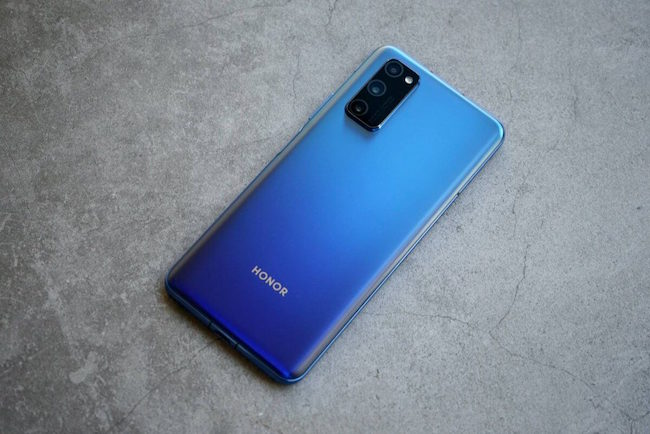 5G-смартфоны Honor View 30 и Honor View 30 Pro.