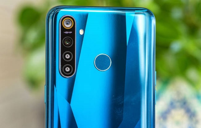 Смартфон Realme 5.