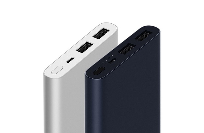 Повер банк Xiaomi Mi Power Bank 2S.
