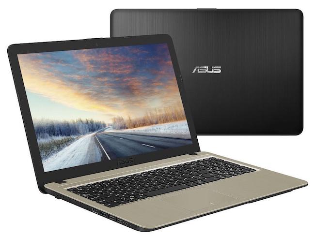 Ноутбук Asus X540MA.