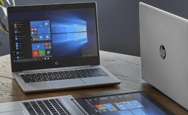 HP ProBook 440 G7.