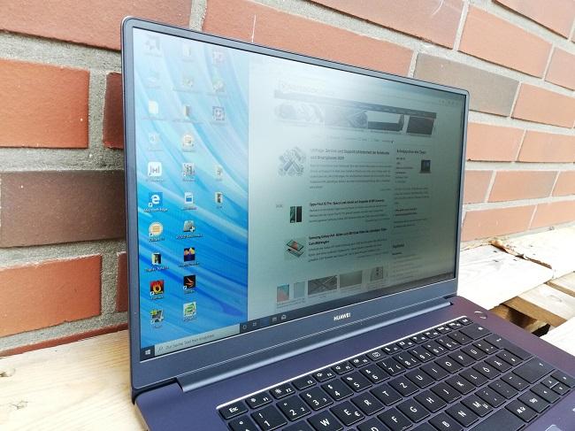 Ноутбук Huawei MateBook D 15 AMD.
