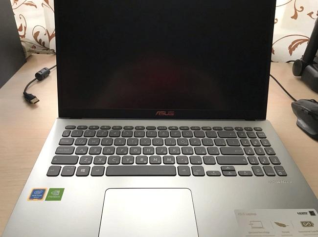 Ноутбук ASUS X509JA.