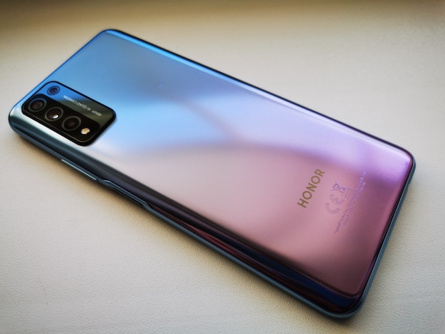 Смартфон Honor 10X Lite.