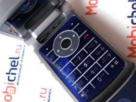 Обзор телефонов motorola razr v3i и v3 pink