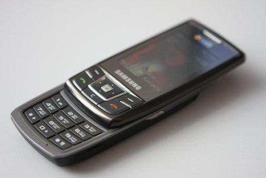 Samsung D880 Duos: двойная