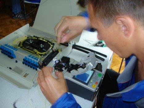 Мастер класс по монтажу кабеля связи
