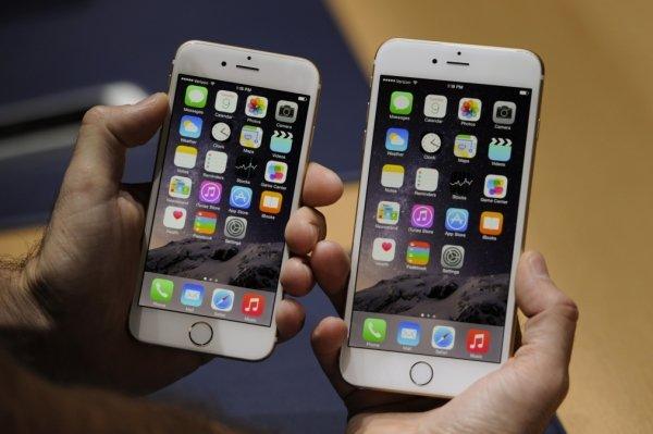 Рейтинг  ТОП-10 смартфонов-заменителей iPhone 6 d363ee6727dd5