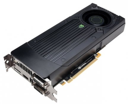 NVIDIA GeForce GTX 960.