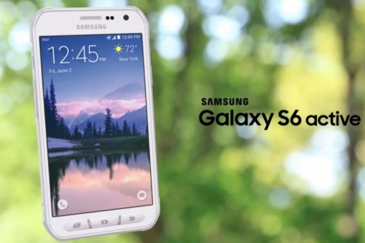Samsung Galaxy S6 Active.