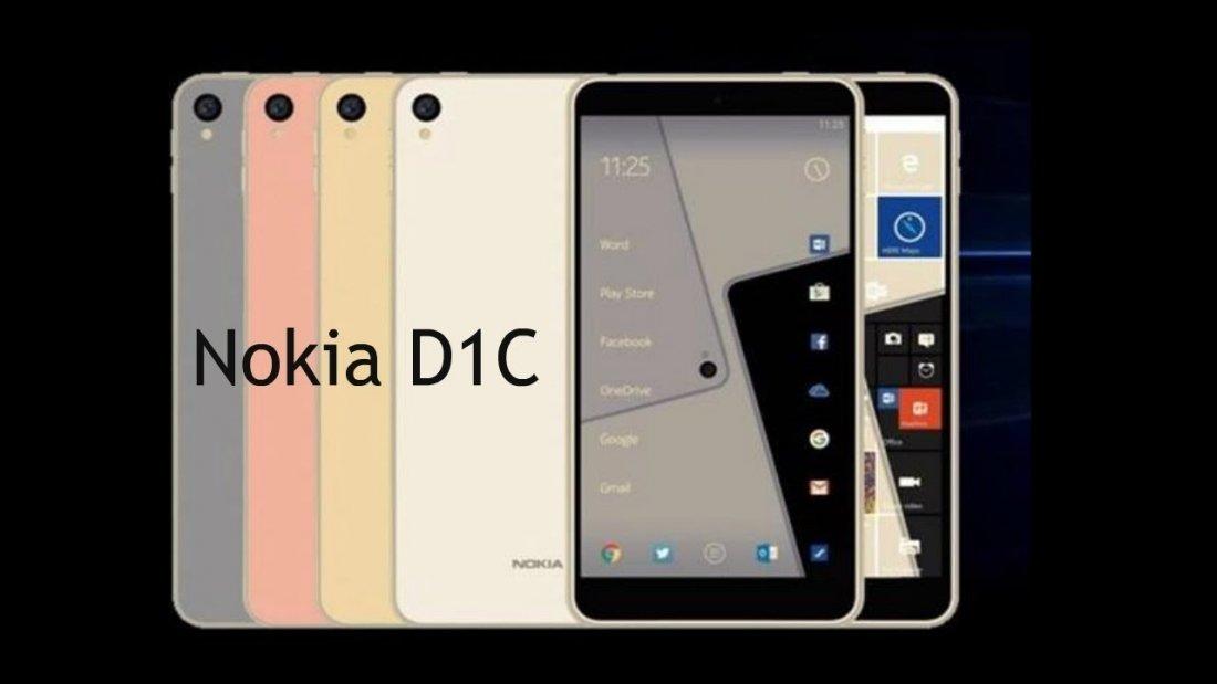 Нокиа выпустит 5 новых телефонов в 2017-ом