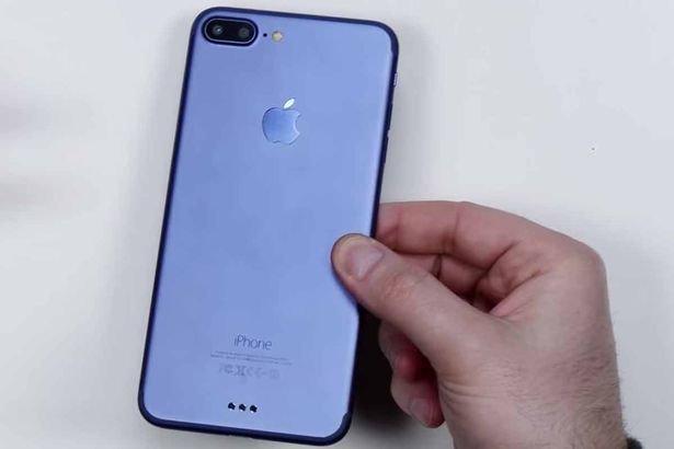 Производство iPhone снизится в нынешнем году