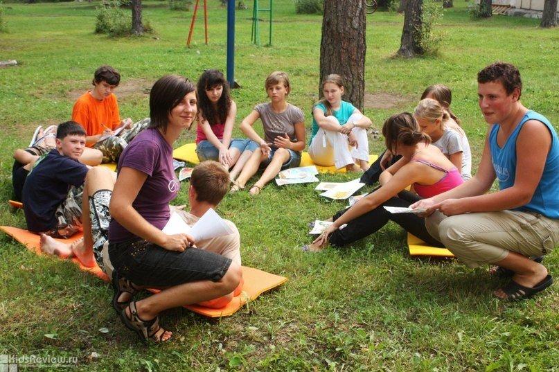 Игры на знакомство в летнем лагере интервью
