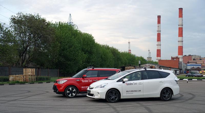 «Яндекс» продемонстрировал прототип беспилотного автомобиля