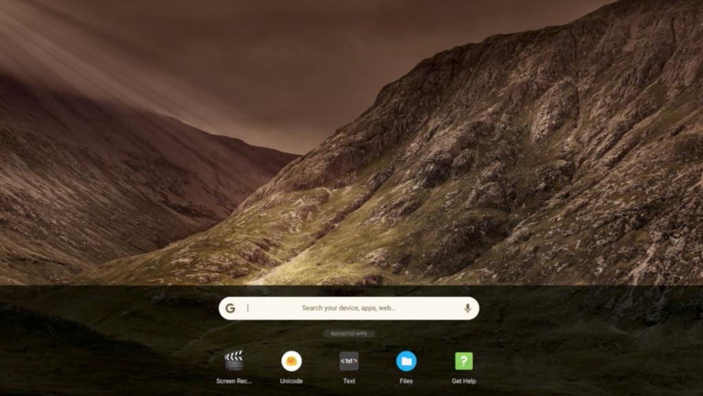ОС ChromeOS выйдет напланшетах