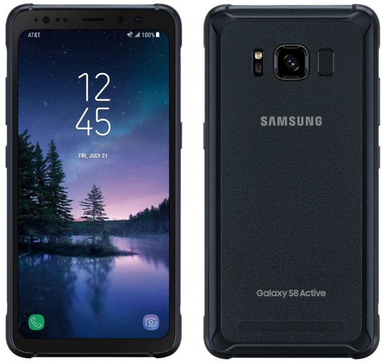 Samsung Galaxy S8 Active.