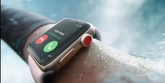 Apple Watch Series 3.