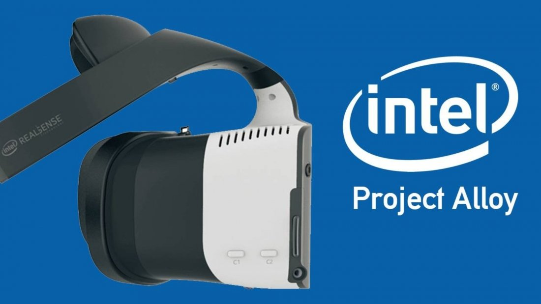 Intel Project Alloy.