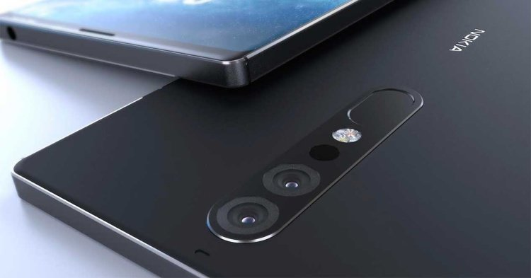 HMD Global собирается наделить смартфон нокиа пятью камерами