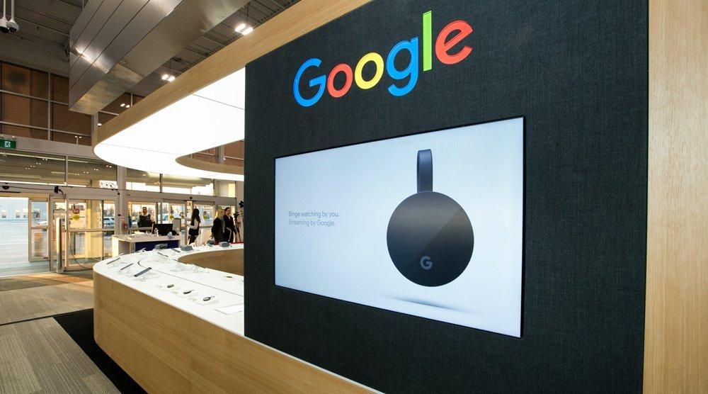 Google в РФ откроет официальный магазин Google Store