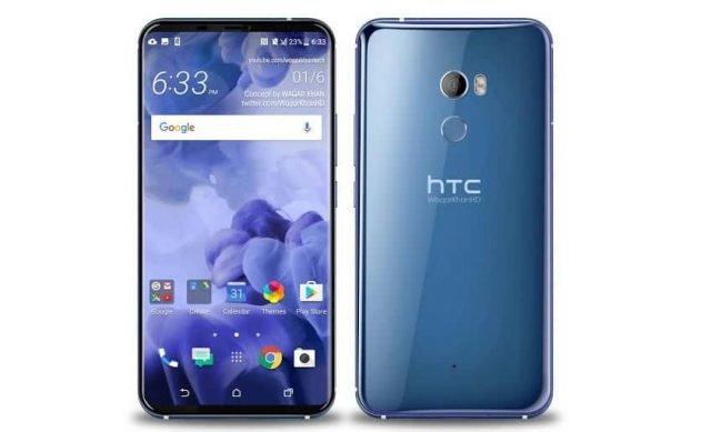 HTC U12: технические данные, особенности, реальная цена исроки выхода