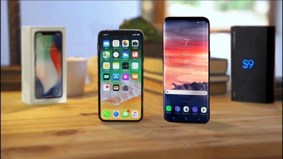 Apple заработала напродажах телефонов в РФ практически вдвое больше, чем Самсунг
