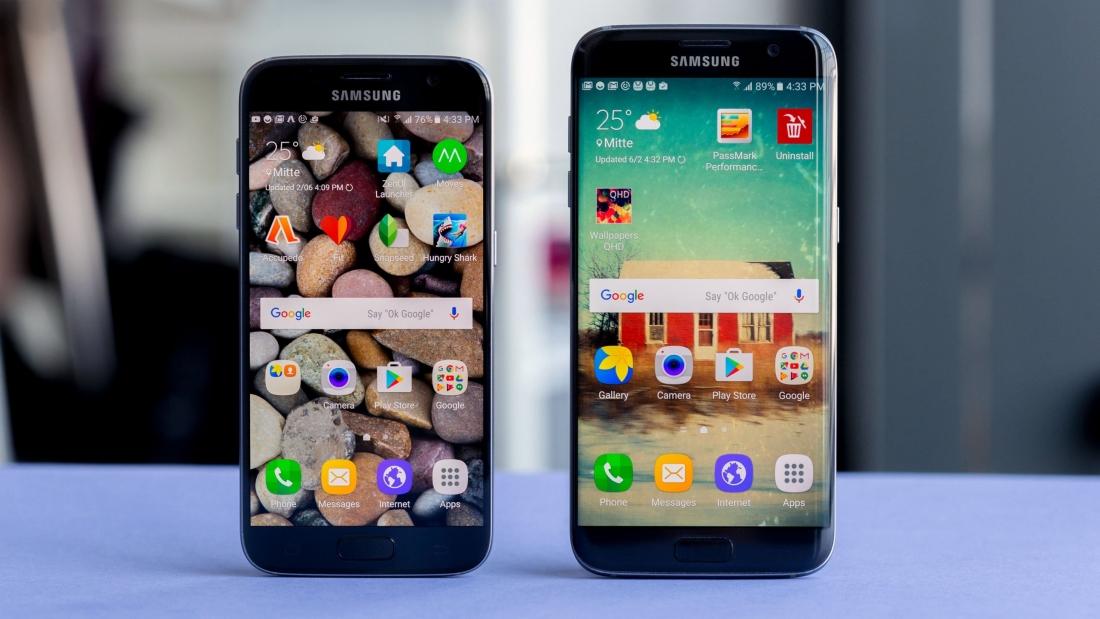 Samsung galaxy s6 edge 8.0 oreo