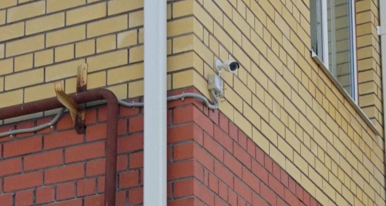 Кабель питания для камер видеонаблюдения на 12 в