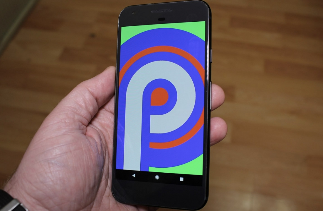 Android P.