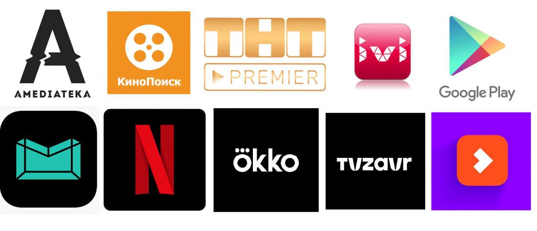 10 популярных сервисов для просмотра фильмов выбираем лучший