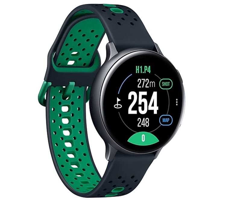 Смарт-часы Samsung Galaxy Watch Active 2 Golf Edition.